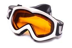 Image of skiing mask isolated on white Stock Photos