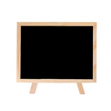 Image of small blackboard isolated Stock Photo