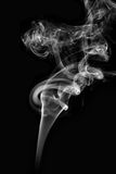 The image of smoke Royalty Free Stock Images