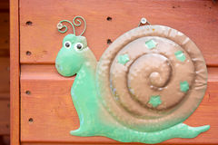 Image of a snail Stock Photography