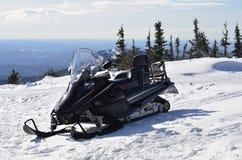 Image snowmobile Stock Image