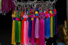 Image of souvenir from thailand.  Royalty Free Stock Image