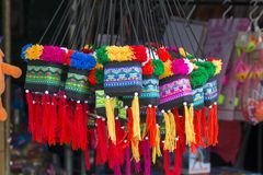Image of souvenir from thailand.  Stock Photo