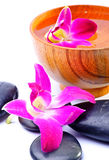 Image of spa therapy Royalty Free Stock Images