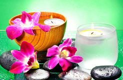 Image of spa therapy Royalty Free Stock Photography