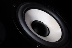 Image of speaker Stock Photo