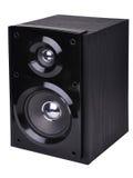 Image of speaker isolated. Over white background royalty free stock photos