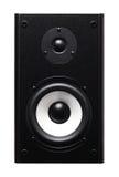 Image of speaker isolated on white Royalty Free Stock Photo