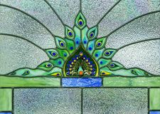 Image of a stained glass window Royalty Free Stock Photo
