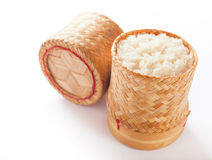 Image of sticky rice Stock Photography