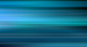 Image of stripes moving fast over blue background Stock Photo