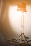 Studio lighting equipment. Image of Studio lighting equipment royalty free stock photos