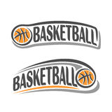 Image on the subject of basketball Royalty Free Stock Image