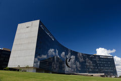 Superior Labour Court in Brasilia Stock Photo