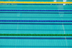 Image of swimming pool. Royalty Free Stock Image