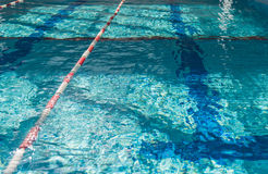 Image of swimming pool Stock Photography