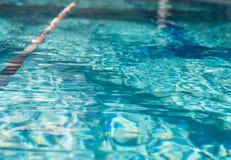 Image of swimming pool Royalty Free Stock Photo