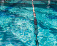 Image of swimming pool Royalty Free Stock Photography