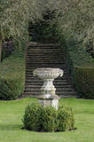Benington Lordship Garden Urn Stock Photo