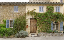 French town house Stock Photos