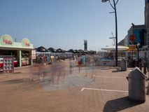 Free Image Taken With A Slow Shutter On The In Blankenberge Stock Image - 131781631