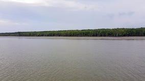 Tanjung Piai National Park Royalty Free Stock Photo