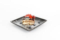 Image of tasty tiramisu Stock Photo