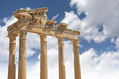Temple of Apollo Royalty Free Stock Photos