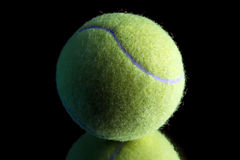 Image of tennis ball Stock Images