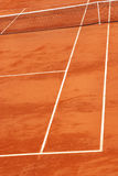 Image of a tennis court Stock Images