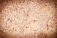 Image texture of old cork Stock Images