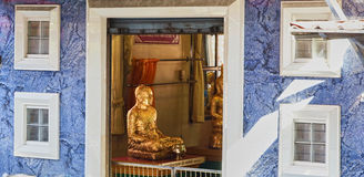 This image is about thai buddha, bangkok thailand Stock Image