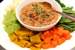 Image of Thai food Royalty Free Stock Images