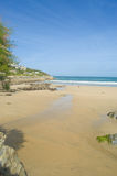 Image of towan beach Royalty Free Stock Photos