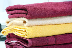 Image of towels Royalty Free Stock Image