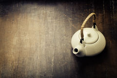 Image of traditional eastern teapot Royalty Free Stock Photos