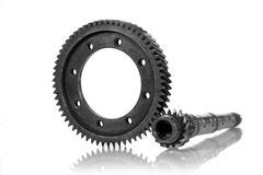 Image transmission gear Royalty Free Stock Images