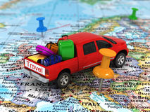 Image of travel concept. Stock Image