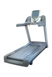 The image of treadmill isolated Stock Photos