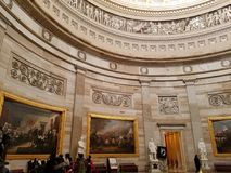 US Capital Rotunda Stock Photography