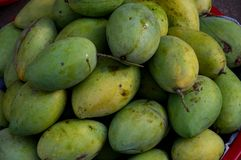 Mango fruit for trade, sell, design stock photography