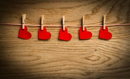 Image of Valentines day Stock Photography