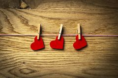 Image of Valentines day Royalty Free Stock Photo