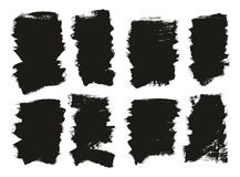 Calligraphy Paint Brush Background High Detail Abstract Vector Background Set 120. This image is a vector illustration and can be scaled to any size without loss vector illustration