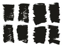 Calligraphy Paint Brush Background High Detail Abstract Vector Background Set 115. This image is a vector illustration and can be scaled to any size without loss vector illustration