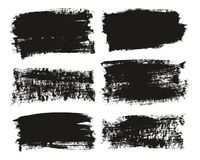 Calligraphy Paint Brush Background High Detail Abstract Vector Background Set 100. This image is a vector illustration and can be scaled to any size without loss stock illustration