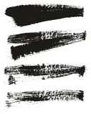 Paint Brush Background High Detail Abstract Vector Background Set 35. This image is a vector illustration and can be scaled to any size without loss of royalty free illustration