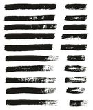 Paint Brush Thin Lines High Detail Abstract Vector Background Set 69. This image is a vector illustration and can be scaled to any size without loss of royalty free illustration