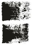 Paint Brush Wide Lines High Detail Abstract Vector Background Set 13. This image is a vector illustration and can be scaled to any size without loss of royalty free illustration