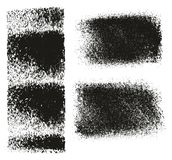 Paint Roller Rough Grunge Backgrounds. This image is a vector illustration and can be scaled to any size without loss of resolution vector illustration